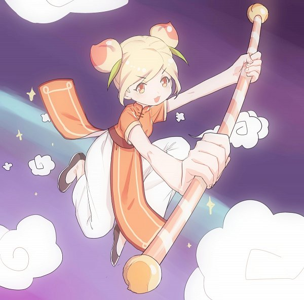 Tags: Anime, Pixiv Id 4609471, Cookie Run, Peach Cookie, Fanart From Pixiv, Pixiv, Fanart