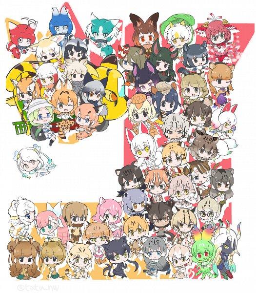 Peach Panther (Kemono Friends) - Kemono Friends