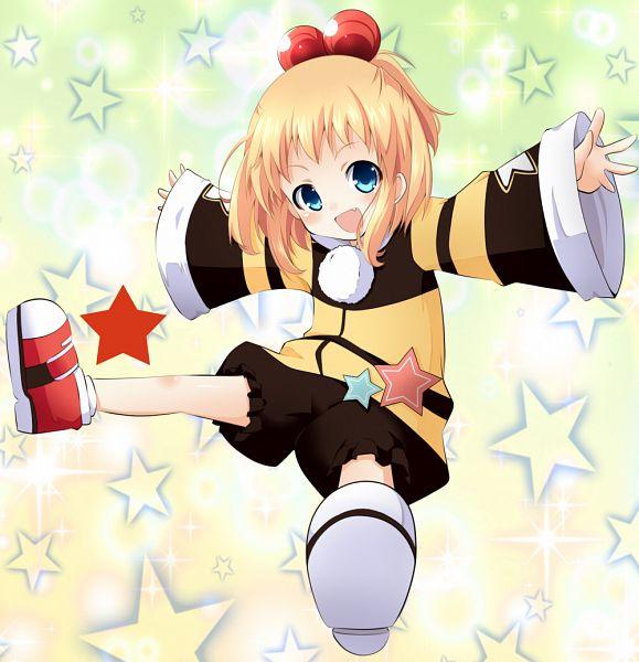Tags: Anime, Yoroiusagi, Compile Heart, Nippon Ichi Software, IDEA FACTORY, Choujigen Game Neptune, Peashy (Choujigen Game Neptune)