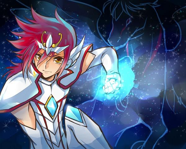 Pegasus Kouga - Saint Seiya Omega