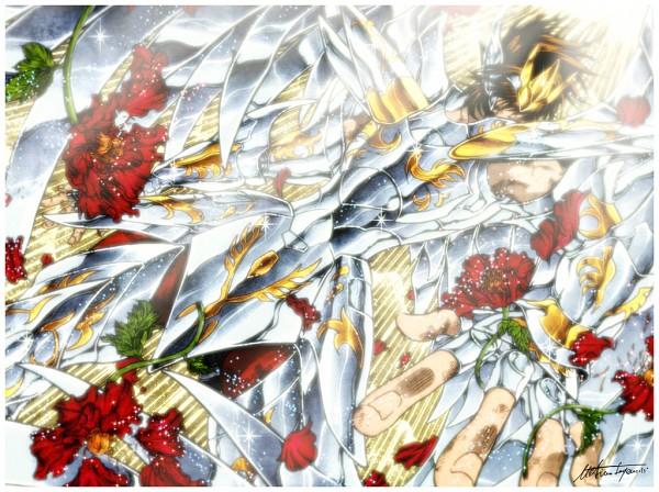 Pegasus Tenma - Saint Seiya Lost Canvas