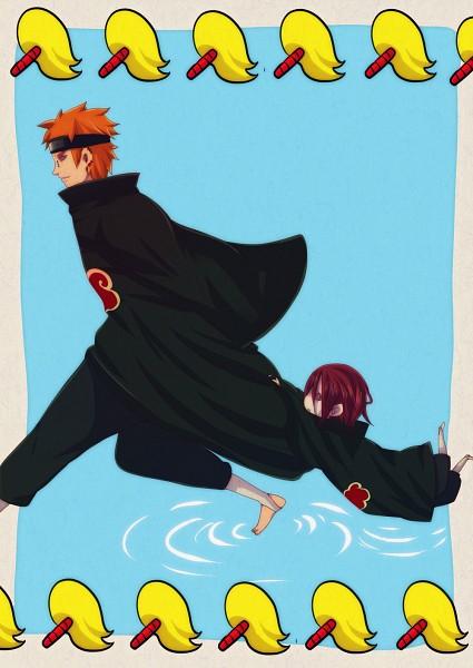 Tags: Anime, Pixiv Id 4732002, NARUTO, Pein, Tendou (Pein), Nagato (NARUTO), Pixiv
