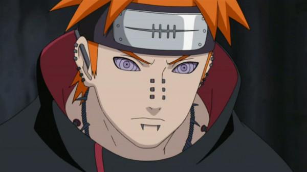 Tags: Anime, NARUTO, Pein, Screenshot, Akatsuki (NARUTO)