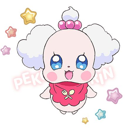 Pekorin - Kirakira☆Precure a la Mode