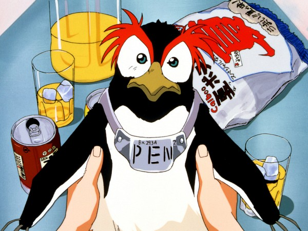 Tags: Anime, Neon Genesis Evangelion, Pen², Screenshot