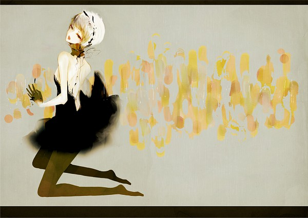 Tags: Anime, Penchop, Ballerina Outfit, Brown Legwear, Pixiv, Original