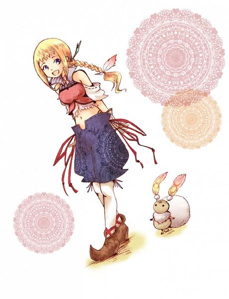 Tags: Anime, SQUARE ENIX, Final Fantasy XII, Penelo, Fanart, Pixiv