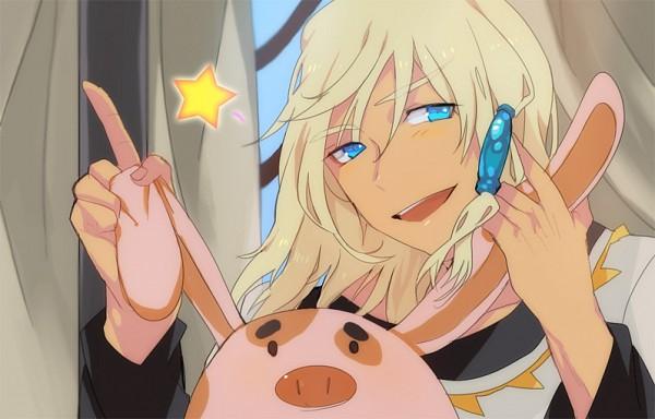 Tags: Anime, Wonagi, Tales of the Abyss, Peony IX