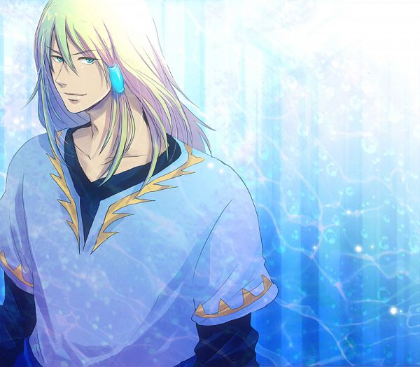 Tags: Anime, 3zen, Tales of the Abyss, Peony IX, Pixiv, Fanart