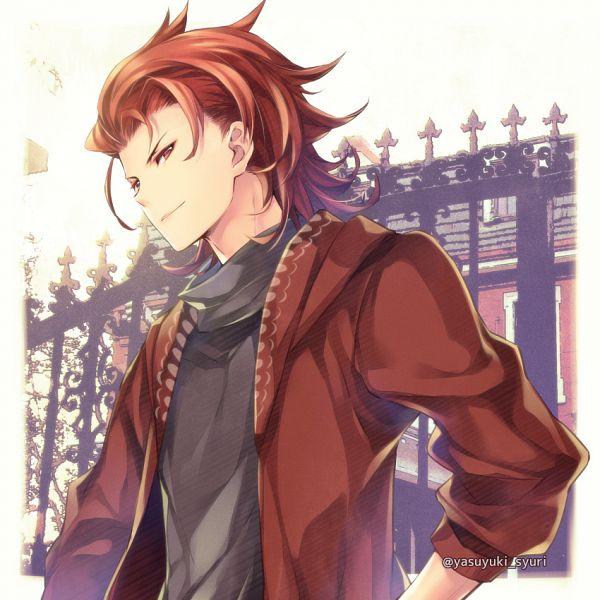 Tags: Anime, Shuri Yasuyuki, Granblue Fantasy, Percival (Granblue Fantasy), Fanart