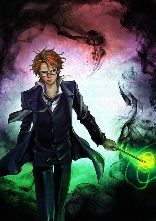 Percy Weasley - Harry Potter