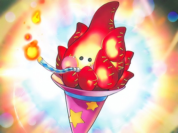 Performage Plushfire - Yu-Gi-Oh! ARC-V