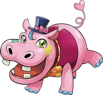 Performapal Hip Hippo - Yu-Gi-Oh! ARC-V