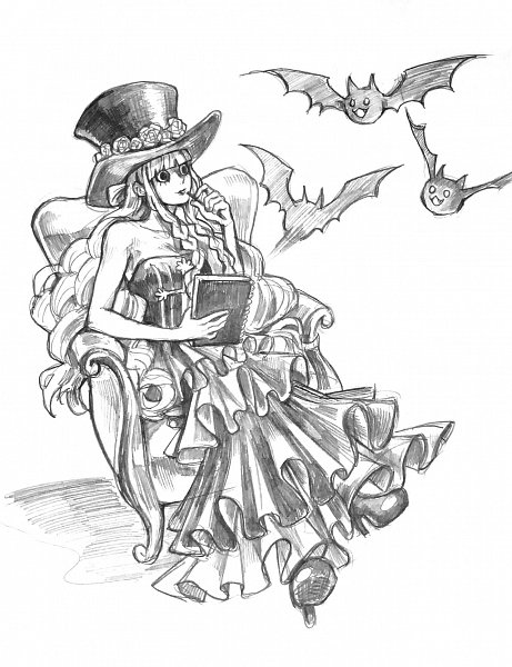 Tags: Anime, ONE PIECE, Perona, Artist Request