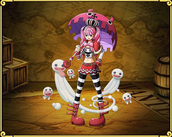 Tags: Anime, ONE PIECE, ONE PIECE: Treasure Cruise, Perona, Official Art