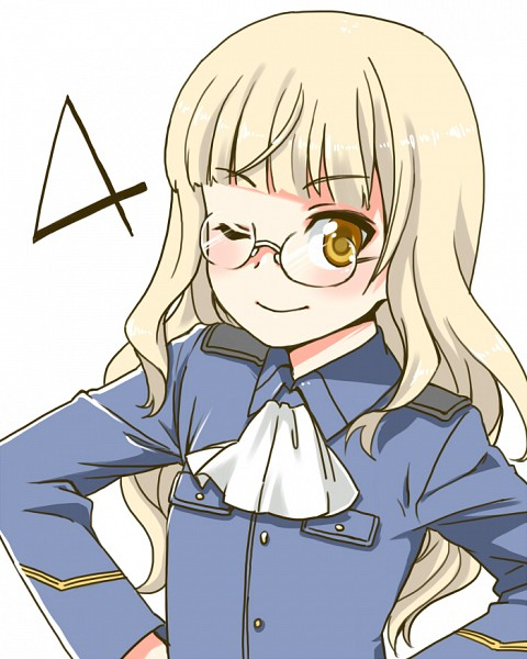 Tags: Anime, Mitsuki Meiya, Strike Witches, Perrine H. Clostermann, Pixiv