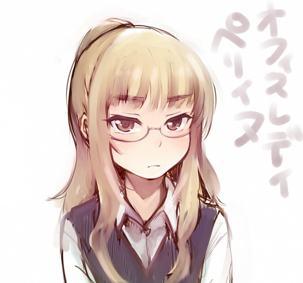 Tags: Anime, Mune, Strike Witches, Perrine H. Clostermann