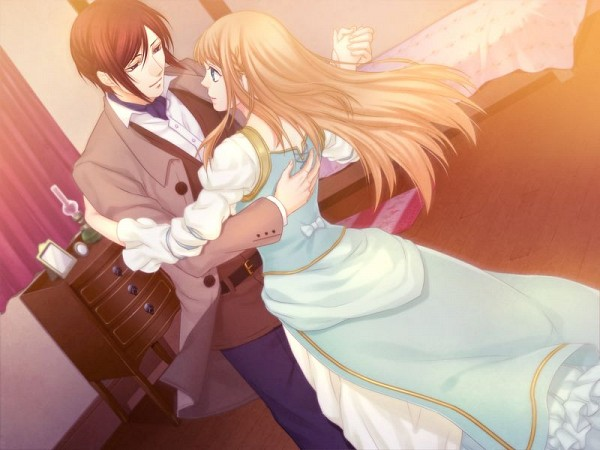 Tags: Anime, PersonA ~Opera Za no Kaijin~, Remy (Opera Za No Kaijin), Christine Daaé (Opera Za No Kaijin), Shelf
