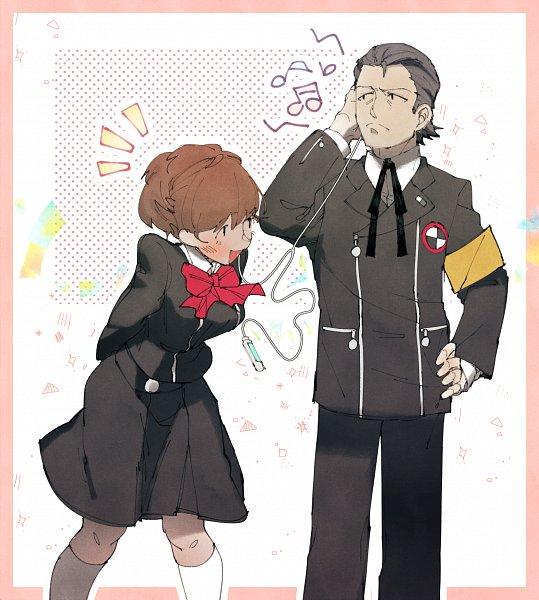 Tags: Anime, Pixiv Id 7640910, Persona 3 Portable, Shin Megami Tensei: PERSONA 3, Female Protagonist (PERSONA 3), Odagiri Hidetoshi
