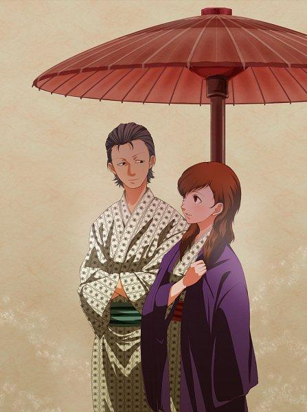 Tags: Anime, Maruo, Persona 3 Portable, Shin Megami Tensei: PERSONA 3, Female Protagonist (PERSONA 3), Odagiri Hidetoshi