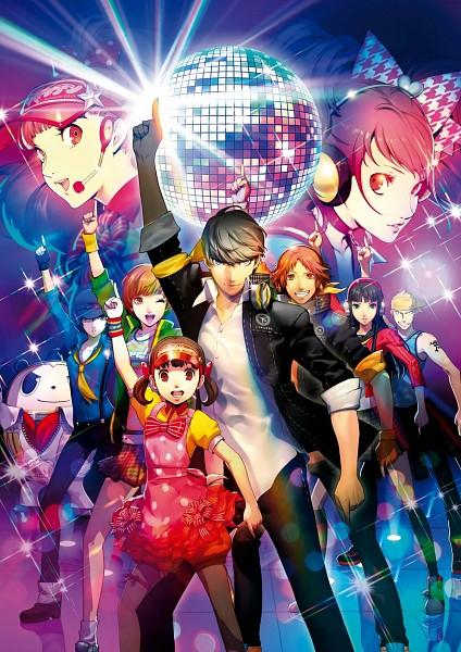 Persona 4: Dancing All Night - Atlus