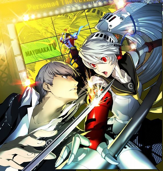 Persona 4: The Ultimate In Mayonaka Arena (Persona 4 Arena) - Atlus