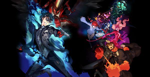 Persona 5 Scramble: The Phantom Strikers - ω-Force