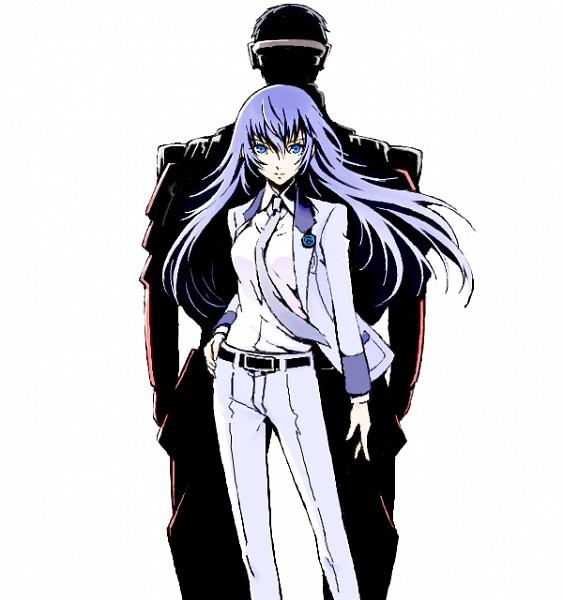 Persona X Detective Naoto
