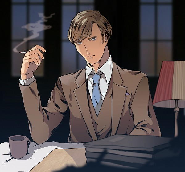 Tags: Anime, Pixiv Id 9346851, Tinker Tailor Soldier Spy, Peter Guillam, Pixiv