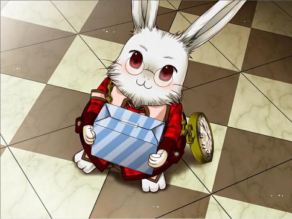 Tags: Anime, QuinRose, Alice in Wonderland, Heart no Kuni no Alice, Peter White, CG Art