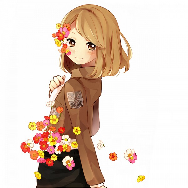 Tags: Anime, Pixiv Id 1037938, Attack on Titan, Petra Ral