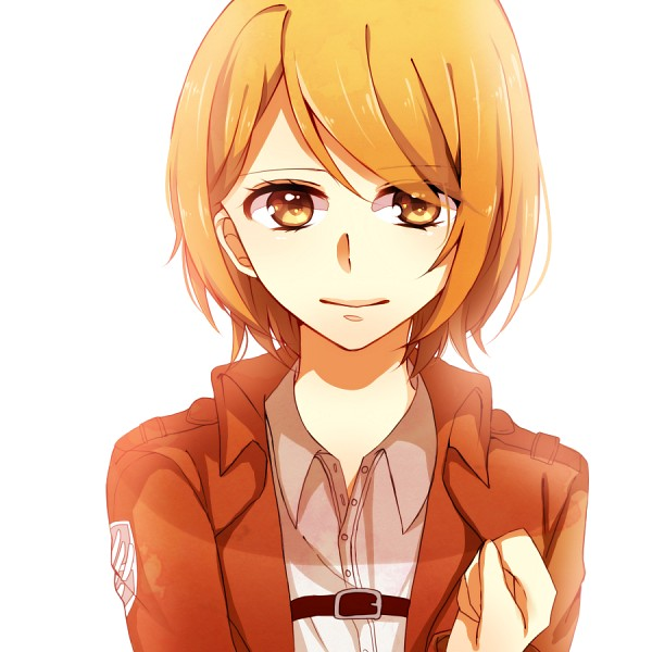 Tags: Anime, Pixiv Id 1625355, Attack on Titan, Petra Ral, Pixiv, Fanart, Fanart From Pixiv