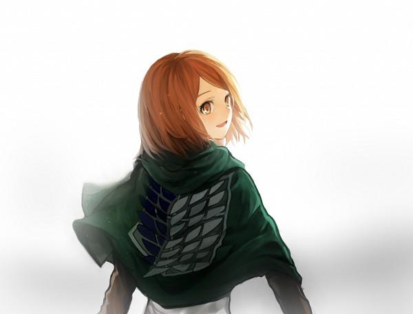 Tags: Anime, Pixiv Id 4849302, Attack on Titan, Petra Ral, Fanart From Pixiv, Pixiv, Fanart