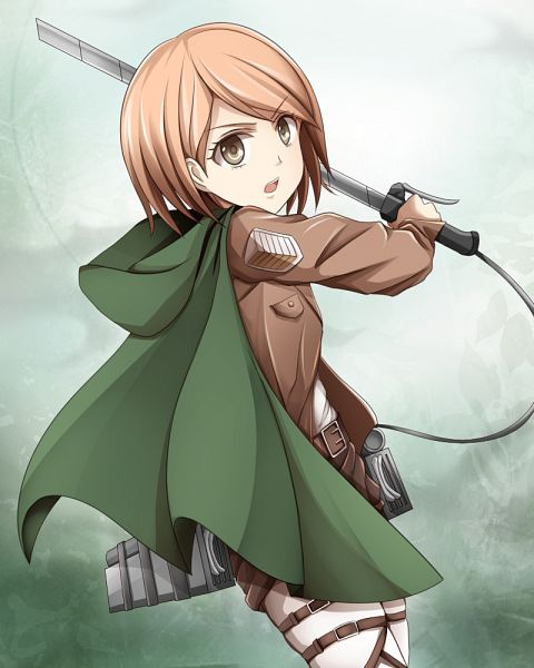Tags: Anime, Pixiv Id 3051661, Attack on Titan, Petra Ral