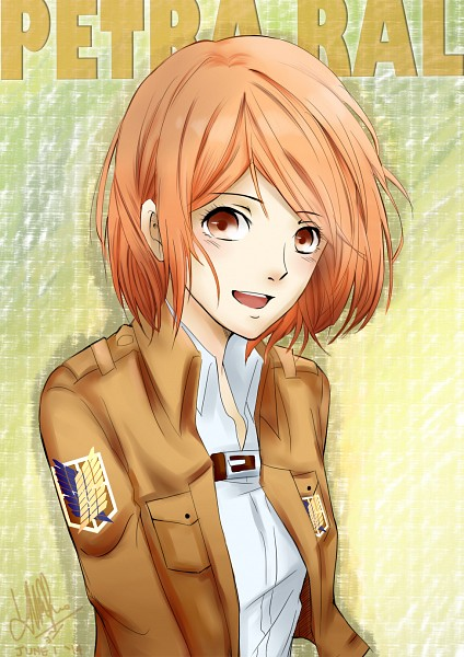 Tags: Anime, Pixiv Id 3890813, Attack on Titan, Petra Ral