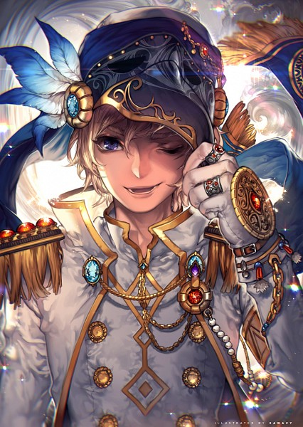 Tags: Anime, kawacy, Nexon, MapleStory, Phantom (MapleStory), Pixiv, Fanart, Fanart From Pixiv