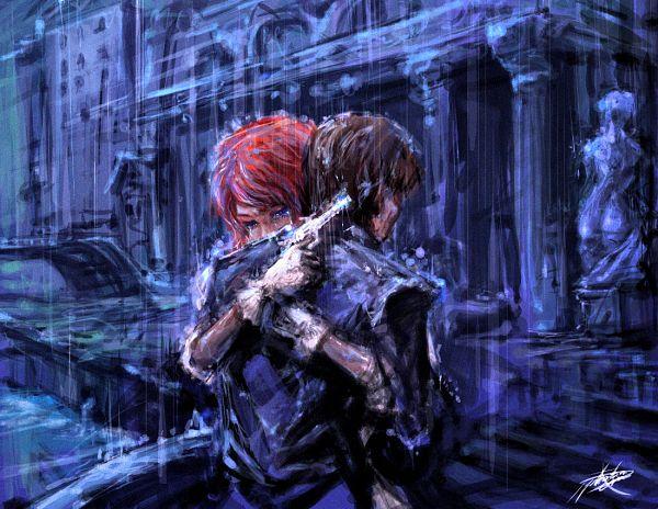 Tags: Anime, Phantom Ix Row, Pixiv, Original