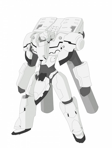 Phantoma - Zone of the Enders
