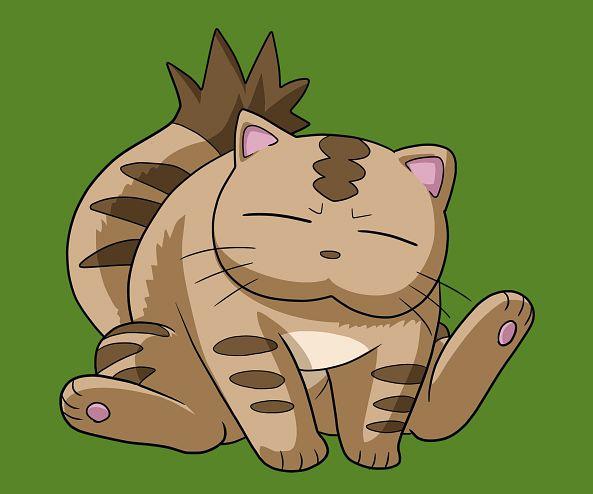 Pharaoh (Cat) - Yu-Gi-Oh! GX