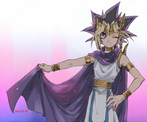 Pharaoh Atem (Cosplay) - Pharaoh Atem