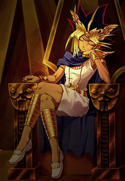 Pharaoh Atem - Yami Yugi