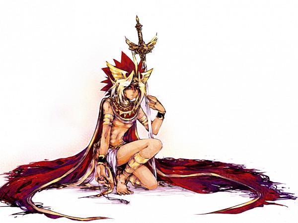Tags: Anime, Studio Gallop, Yu-Gi-Oh! Duel Monsters, Yu-Gi-Oh!, Pharaoh Atem, Yami Yugi, Egyptian