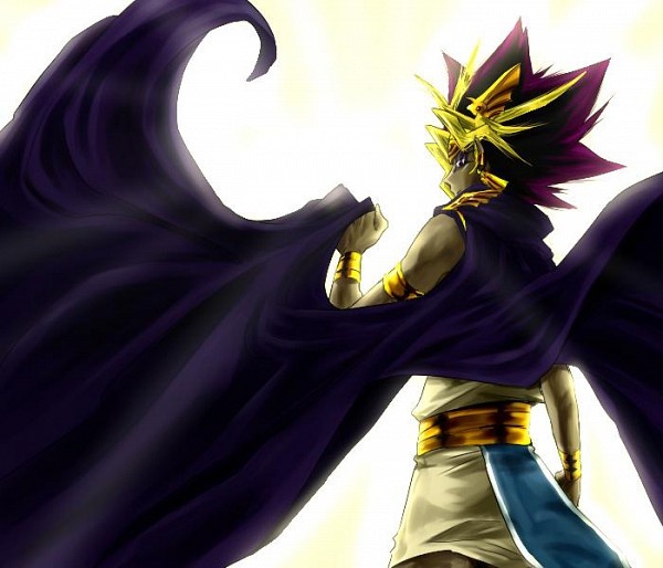 Tags: Anime, Yu-Gi-Oh!, Yu-Gi-Oh! Duel Monsters, Pharaoh Atem, Yami Yugi, Pixiv