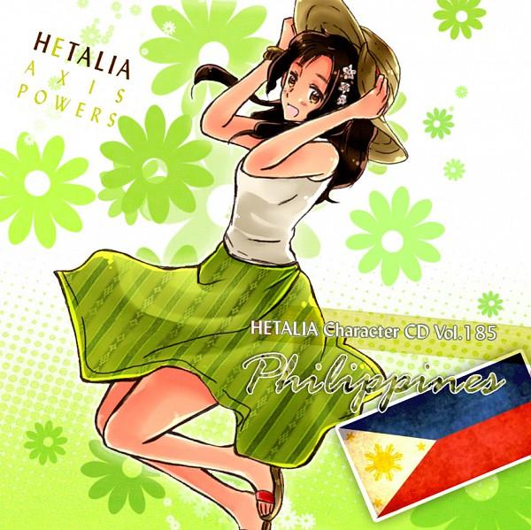 Philippines - Axis Powers: Hetalia
