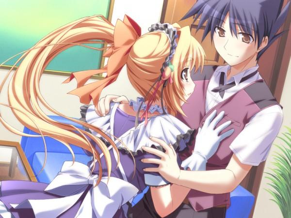 Tags: Anime, Pia Carrot, Kinoshita Rumi, Character Request, CG Art, Welcome To Pia Carrot!!