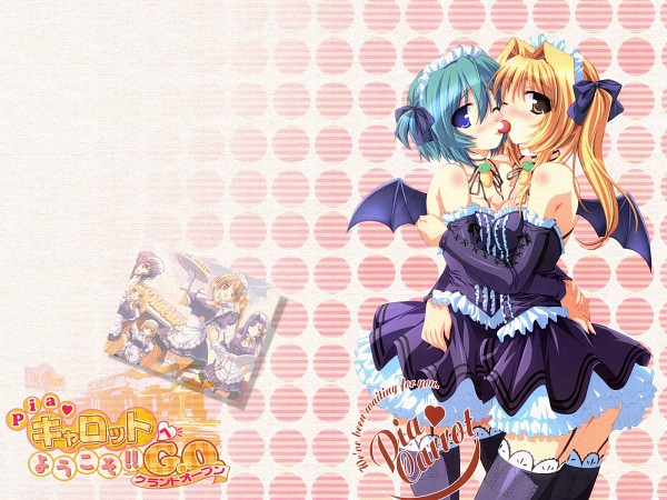 Tags: Anime, Pia Carrot, Wallpaper, Welcome To Pia Carrot!!
