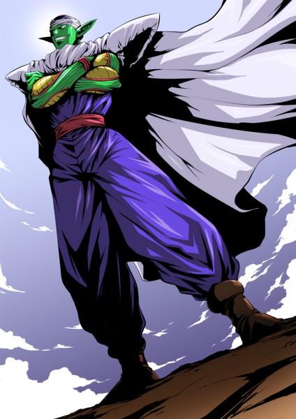 Tags: Anime, Musashino Sekai, DRAGON BALL, DRAGON BALL Z, Piccolo, Baggy Pants, Pixiv, Fanart From Pixiv, Fanart, Namekian