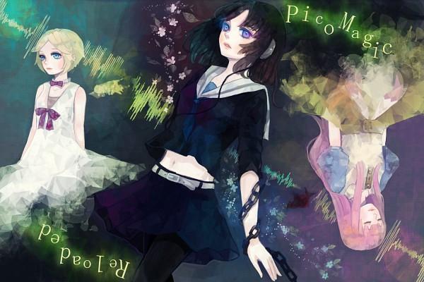 Tags: Anime, YuJuP, Thanatos-ko, Lost-ko, Thanatos (Sound Horizon) (Story Cd), Pixiv, Lost (Sound Horizon), Pico Magic Reloaded, Sound Horizon