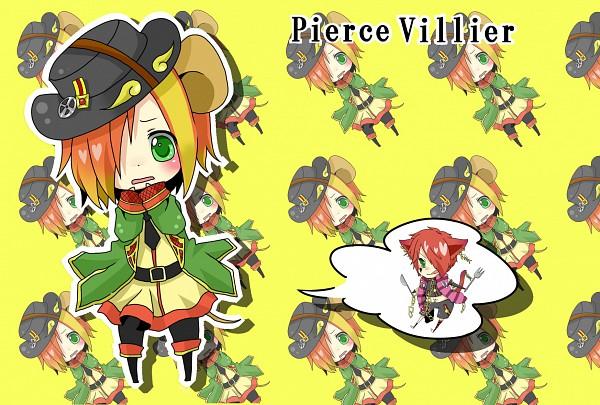 Pierce Villiers - Heart no Kuni no Alice