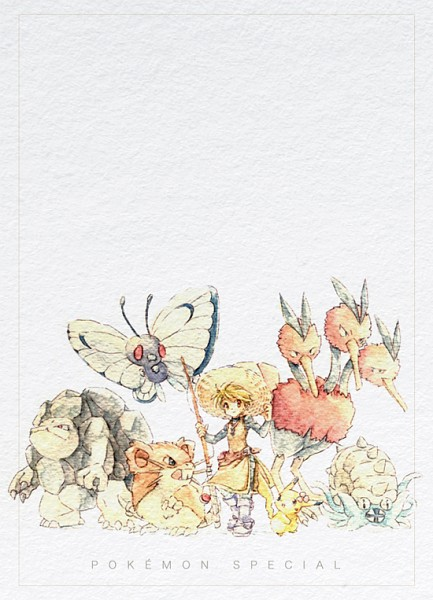 Piisuke (Pokémon) - Pokémon SPECIAL